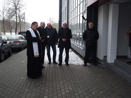 sventina kunigas